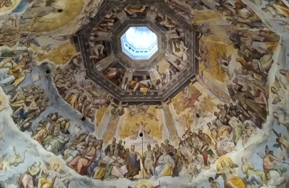 Brunelleschi's Dome Florence (Cathedral)