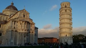 Pisa - Leaning Tower and Cathedral