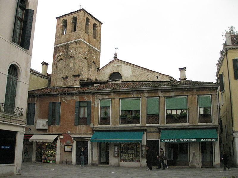 Santa Sofia Church Venice