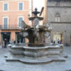 Fountain of the Lions Viterbo